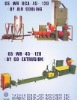 plastic waste recycling machine (GS-WR-120)