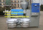 Single Screw Peanut Oil Pressing Machine