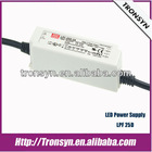 MEANWELL 25W 20V single output constant voltage switching power supply with PFC 1~10V PWM dimming UL/CB/CE LED Driver