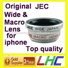 Original SUPER LENS 2 IN 1 Wide angle and Macro JEC Lens For iPhone