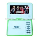 7.5 INCH Cheap Portable DVD player