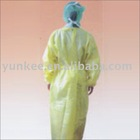 isolation gowns tie on