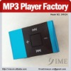 New arrive! hot sale New metal shape clip mp3 player factory wholesale tf card slot mp3