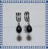 2012 8mm drop AA earring body jewelry