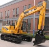 13 ton hydraulic crawler excavator exported to 30 countries