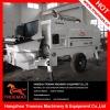 Ready trailer concrete pump (TM90D-18)
