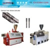 Plastic Conical Double Screw Extruder
