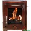 insert wood burning stoves fireplace