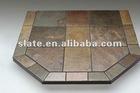 cleft slate hearth pad and stove board