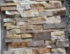 Rusty cladding stone for wall decorative