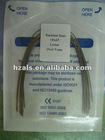 high quality orthodontic Prefomed arch wires