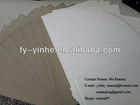 400 gsm Coated Duplex Board Paper Grey Background for Packing & Printing