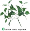 6 head bush X 24 Lvs artificial English ivy bush plants