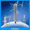 6kV 5kA metal (zinc) oxide surge lightning arrestor without gap (KEMA)