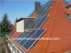 adjustable solar mounting bracket for tile slope roof