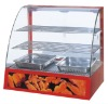 Curved Glass Food Warmer showcase TFW-2P