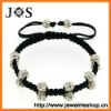 Fashion Jewellery Shamballa Bracelets Crystal Adjustable Handmade Bracelet