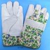 Cow Split Garding Gloves