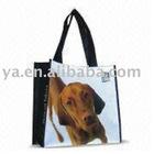 2011 shinny laminated non-woven bag