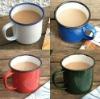 tin mug cup