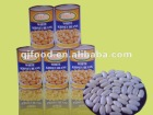 canned white kidney beans in brine by different specifications