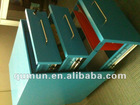 RAL color powder coated steel pedestal with 3 drawers
