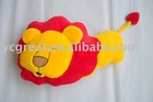 toy pillow with lion shape