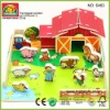 wooden educational toys conform to EN71 ASTM
