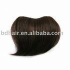 clip hair bangs/ fringe