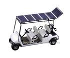 4 Seater Solar Electric Golf Cart