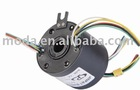 Slip ring MDH 2578 through bore /wind turbine slip ring