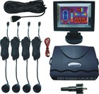 2013 new Car Color LCD Parking Sensor With 6 Sensors ch-648