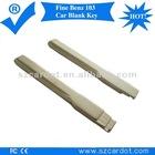 Fine benz 103 car blank keys,Top model,international standard size,brass material