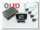 Car Colorful VFD Parking Sensor System AL388-09