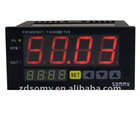 Sommy FG Series Digital Frequency/RPM Meter