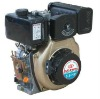 air-cooled diesel motor