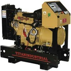 Caterpillar industrial diesel genset