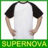 Plain sublimation polyester t shirts