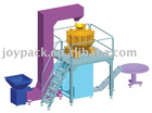 Multihead weigher with JOY-3-5 bucket elevator