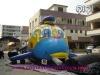 best selling inflatable jumper slide combo
