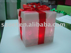 flashing decoration gift box is the Ideal for Home Decoration and Customized Shapes are Accepted