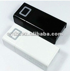 5200mAh/3.7V MOBILE power bank for cell phone, psp, MP3/4, GPS, digital camera, ipod, iphone4/3G/3GS, Ipad.