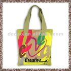 European Pretty Handmade Tote Bag