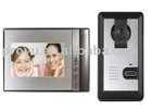 7-Inch Color TFT-LCD Hand Free, Nonpolarity Two-Wire Video Door Phone PY-V2223