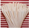 Paper straws with Solid white