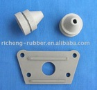 Streetlight silicone rubber seal