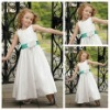 New Arrival Jewel Custom Made Communion Dresses For Girls