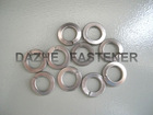 stainless steel DIN127
