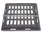 Cast iron Grate and frame