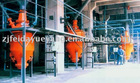 Pneumatic Ash Conveying System for gas cleaning system